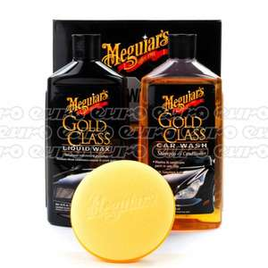 Meguiars Car Cleaning Kit £13.99 using discount code