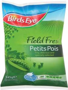 Birds Eye Petits Pois (545g) was £2.00 now £1.00 @ Morrisons