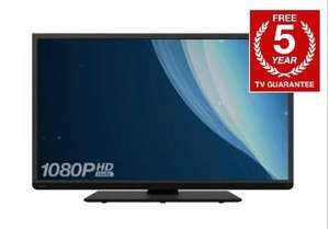 Toshiba 40 inch FULL HD LED TV with 5 YR Guarantee! £279.95 @ richersounds