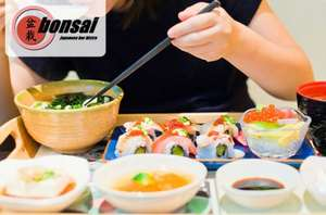 £8 for £20 worth of authentic Japanese food at Bonsai Bar Bistro in Edinburgh @ itison