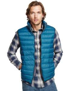 M&S North Coast Duck down filled gilet various sizes, was £45 now £17 @ M&S (free delivery to store)