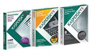 FULL 3 user Kaspersky Internet Security for Barclays customers new and old