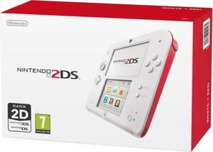 Nintendo 2DS - Manufacturer Refurbished - £62.99 from Argos ebay with 10 % off