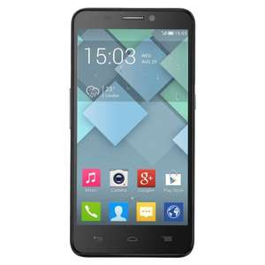 Alcatel  One Tuch Idol S .. 4G LTE .. £109.99 Including £10 TopUp (TCB £31.50 Cashback - Potentially £78.49 Including £10 TopUp) @ EE.CO.UK