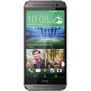 New Released HTC One M8 - Handset unlocked and sim free £459.99 + £10 Top Up = £469.99 @ Three