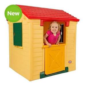 Little Tikes Playhouse for £89 plus £2.95 delivery at ASDA Direct - £91.95