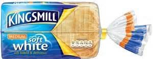 KINGSMILL BREAD 2 FOR £1.60 @ Iceland