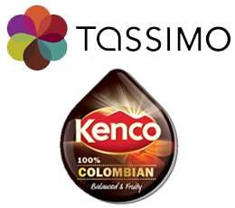 128 Coffee T-Discs for £15.57 Delivered (12p a cup) @ Tassimo