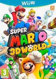 Super Mario 3D World - Wii U - £25.00 with code @ Tesco Direct