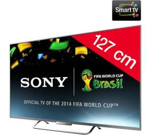 "SONY KDL-50W656 - 50"" LED Smart TV @ Pixmania £569 with free delivery"