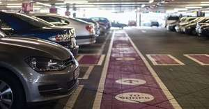 Free Days parking at Westfield Stratford