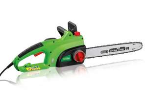 FLORABEST Electric Chainsaw £49.99 @ Lidl (from 31st March)
