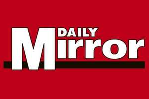 Daily Mirror and other free to read papers on iPad, Android Tablets and Kindle Fire