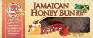 Honey Bun Jamaican Spiced Bun (795g) was £3.49 now £1.74 @ Tesco