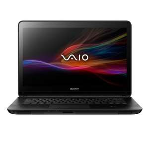 Sony VAIO SVF1521J1E 15.5-inch SuperMulti Drive Laptop (Black) - (Intel Core i3 1.9GHz, 4GB RAM, 750GB HDD, DVD, Windows 8) £366.69 Amazon UK