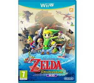 ZELDA WIND WAKER - £29.97 / Sonic Lost World Deadly Six - £17.97 (free Zelda DLC also now released) / Mario & Sonic Sochi Olympics - £14.98 (Nintendo Wii U) @ Currys / PC World -