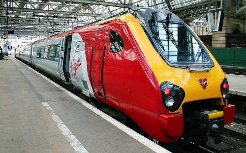 Megatrain (by Megabus) Warrington or Preston - Glasgow from only £1.00 each way (+50p booking fee)