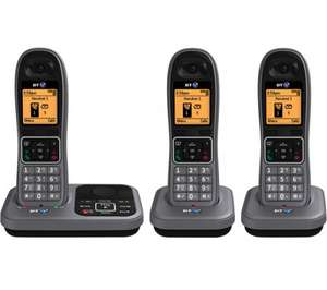 BT7610 Nuisance Call Blocker Cordless Telephone Trio @ Amazon £63.99