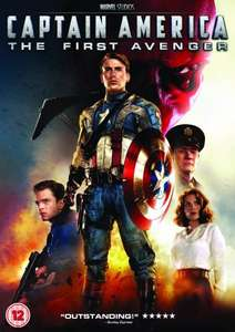 Captain America: The First Avenger £3.79 @ Play /  zoverstocks