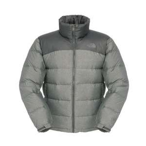 The North Face Men's Nuptse 2 Jacket Grey Heather/Asphalt Grey online @ amazon (size XL) 66.37 delivered
