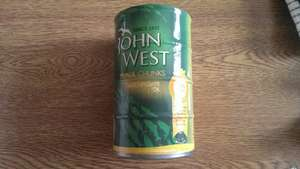 John west tuna chunks 4 tins £2 at asda instore
