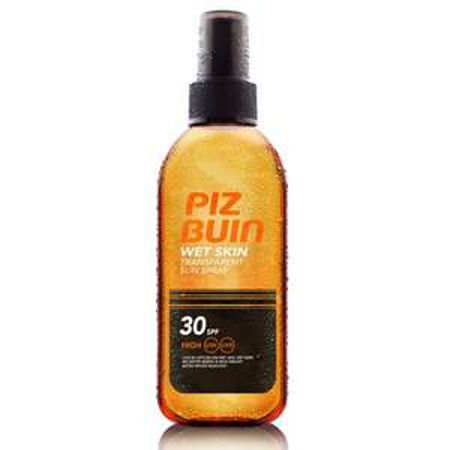 Piz Buin Wet Skin Transparent SunSpray 150ml  SPF 30 £2 @ Sainsbury's instore