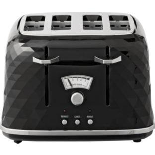 De'Longhi CTJ4003.BK 4 Slice Toaster - Black. £44.99 @ Argos