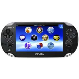 Playstation Vita - WiFi Only (OLED Version) £124.99 @ Gamecentre