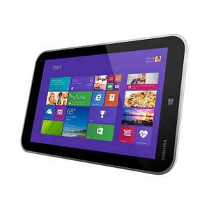 "Toshiba Encore 8"" Full Windows 8.1 (not RT) and Office Home/Student 8-inch tablet £189.00 @ Asda Direct"