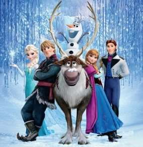 Free iBooks download of frozen read along story book @ iTunes