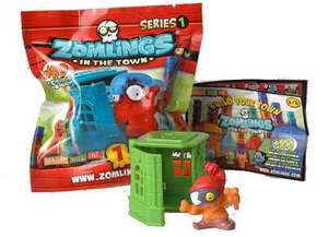 Zomlings Tower 12 packs on Amazon £3.90 delivered  sold by Midco Toys Ltd