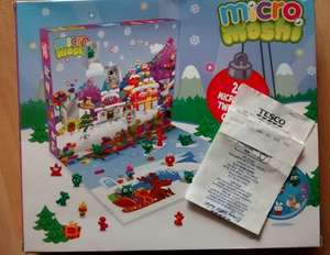 Micro Monster Advent Calendar £1 at Tesco instore