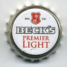 Becks Premier Light 6X355ml only £1.99 @ B&M