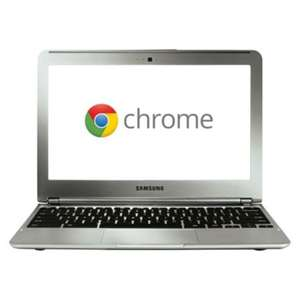 "Samsung XE303 Chromebook, E5250, 2GB, 16GB, 11.6"", 3G - £199 at Tesco With 2 x Voucher Codes"