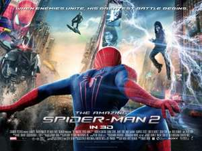 The Amazing Spider-Man 2 - Thursday 10th April - Sky Rewards