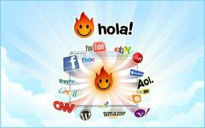 Free Hola VPN PREMIUM! Can use VPN with iPhone/iPads etc.