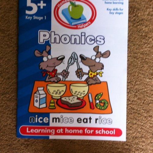 Phonics, maths, handwriting books at poundland for £1