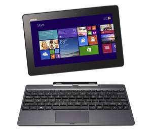 "Asus T100 10.1""/32GB/W8/Tablet+Keyboard Dock+MS Office Home&Student @ Tesco Direct £299.00 with codes"