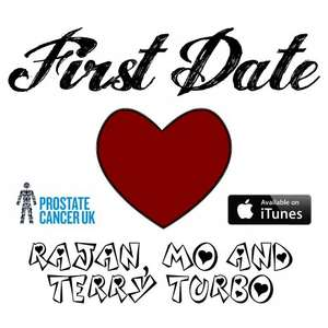 Channel 4 First Date song in aid of Prostate Cancer UK 69p