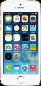 iPhone 5S white and gold (refurb) unlimited minutes and texts 5gb 4g data £33 / 24 mths @ uswitch
