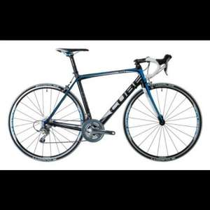 Cube Agree GTC Triple or Compact Carbon Fibre / Tiagra Road Bike - Chain Reaction Cycles - £869 - 10% = 791.10 + 2.5% possible Quidco