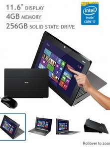 Asus TAICHI21-CW009H 11.6 inch Convertible Ultrabook £449.89 @ Costco