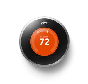 Nest - The learning Thermostat. Released today and has free installation worth £70 until 8th April £179 @ B & Q