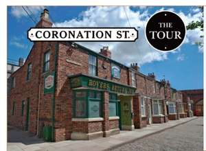 Coronation Street Coach Tour (2 days) £79pp - Price includes Transport, Hotel, Dinner & Breakfast, Tour around Coronation Street & Liverpool Visit (Sat 17th May) Various Pick up Points @ National Holidays - great gift for your Mum/Nan?