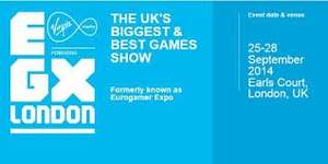 Get more than 50% off EGX (Eurogamer) Early bird tickets - £8.75 for Virgin Media Customers (Upto 4 Tickets)  [25th - 28th September 2014]