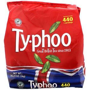 440 TYPHOO TEABAGS £3.99 @ HOMEBARGAINS
