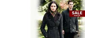 Half price Barbour jackets @ OutOfTheCity