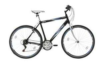 "Vertigo Bilbao 700c Men's Trekking 21"" Bike £90 click & collect @ Tesco Direct"