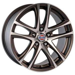 Gulf GT Alloy Wheels Various Sizes (starting from £22.78 each delivered @ Amazon)