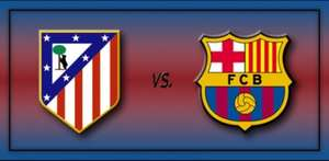 Athletico Madrid V Barcelona. Champions league Quarter Final. Free showing on Sky 1 and HD. Wednesday 9th April.